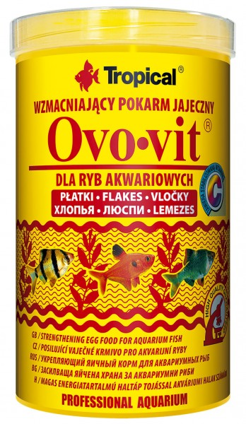 Ovo-vit - Tropical - Aquaristik-Deals