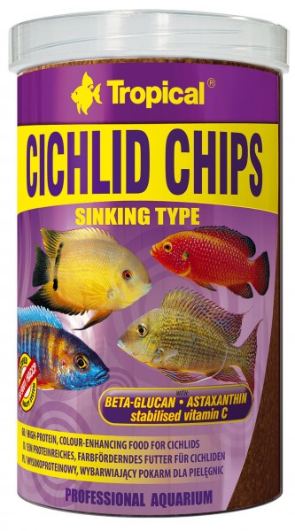 Cichlid Color Chips - Tropical - Aquaristik-Deals