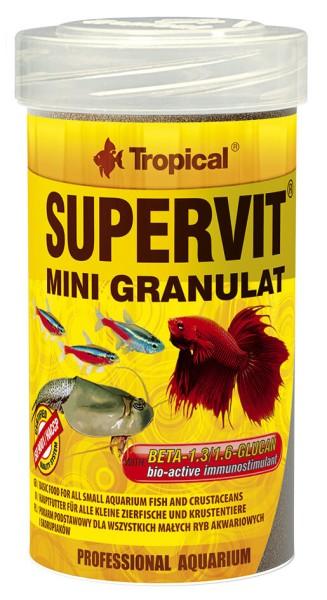 Supervit Mini Granulat - Tropical - Aquaristik-Deals