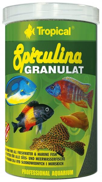 Spirulina Granulat - Tropical - Aquaristik-Deals