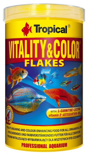 Vitality & Color