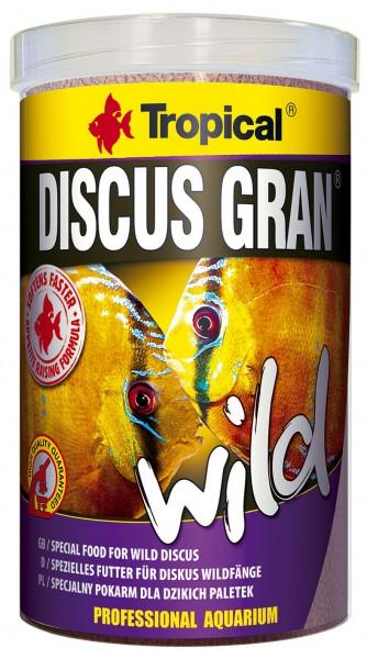 DISCUS WILD Granulat - Tropical - Aquaristik-Deals